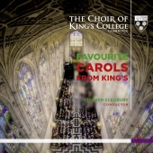 Album artwork for Favourite Carols from King's. King's College Cho
