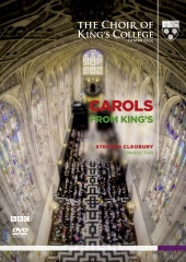 Album artwork for Carols from King's. King's College Choir/Cleobur