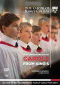 Album artwork for CAROLS FROM KING'S