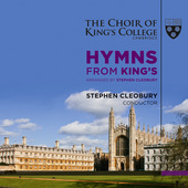 Album artwork for Hymns from King's