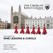 Album artwork for 100 YEARS OF 9 LESSONS & CAROLS