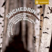 Album artwork for Shchedrin: The Enchanted Wanderer / Gergiev