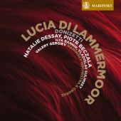 Album artwork for Donizetti: Lucia Di Lammermoor / Dessay, Gergiev