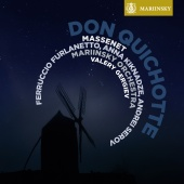 Album artwork for Massenet: Don Quichotte / Gergiev