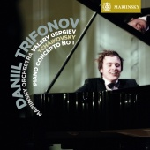 Album artwork for Tchaikovsky: Piano Concerto #1 / Trifonov, Gergiev