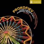 Album artwork for PROKOFIEV. Piano Concerto No.3. Matsuev/Mariinsky/