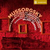 Album artwork for Mussorgsky: Pictures at Exhibition - Gergiev