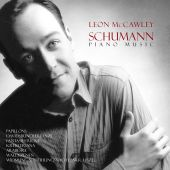 Album artwork for SCHUMANN PIANO MUSIC