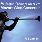 Album artwork for MOZART WIND CONCERTOS