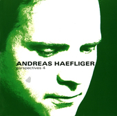 Album artwork for Andreas Haefliger : Perspectives 4