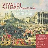 Album artwork for Vivaldi: The French Connection, Various Concertos