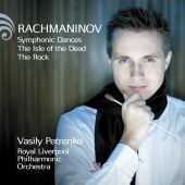 Album artwork for Rachmaninov - Symphonic Dances, Isle of the Dead ,
