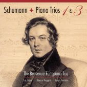 Album artwork for Schumann: Piano Trios