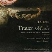 Album artwork for J.S. Bach: Trauer-Musik