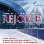Album artwork for REJOICE - CHRISTMAS AT THE SAGE GATESHEAD