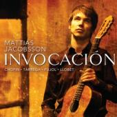 Album artwork for Mattias Jacobsson: Invocación