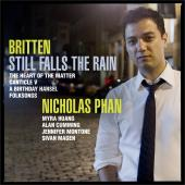 Album artwork for Britten: Still Falls the Rain / Phan