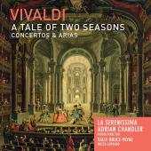 Album artwork for Vivaldi: A Tale of Two Seasons