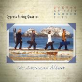 Album artwork for CYPRESS STRING QUARTET - THE AMERICAN ALBUM