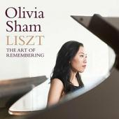 Album artwork for Liszt - The Art of Remebering / Olivia Sham