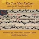 Album artwork for Music from The Eton Choirbook, Vol. 4: The Sun Mos