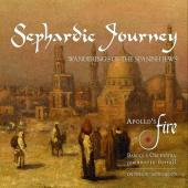 Album artwork for Sephardic Journey - Wanderings of the Spanish Jews