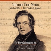Album artwork for Schumann: Piano Quintet / Benvenue Trio