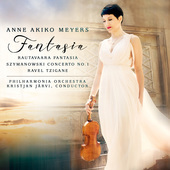 Album artwork for Fantasia / Anne Akiko Meyers