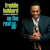 Album artwork for Freddie Hubbard:  On the Real Side