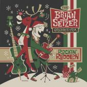 Album artwork for Rockin' Rudolph / Brian Setzer Orchestra