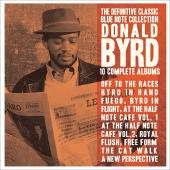 Album artwork for Donald Byrd - Definitive Classic Blue Note Collect