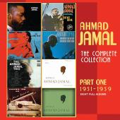 Album artwork for Ahmad Jamal: The Complete Collection Vol.1 1951-59