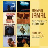 Album artwork for Ahmad Jamal: The Complete Colection vol.2 1959-62