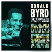 Album artwork for Donald Byrd - The Early Years (1955-1958)