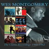 Album artwork for Wes Montgomery: The Classic Recordings 1960-1962
