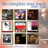 Album artwork for Max Roach: The Complete Max Roach