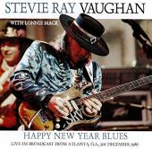 Album artwork for Stevie Ray Vaughan - Happy New Year Blues 1986