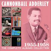 Album artwork for COLLECTION 1955-58(4CD) / Cannonball Adderly