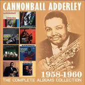 Album artwork for COLLECTION 1958-60(4CD) / Cannonball Adderly
