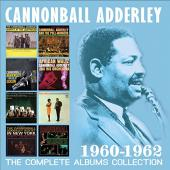 Album artwork for COLLECTION 1960-62(4CD) / Cannonball Adderly