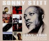 Album artwork for Sonny Stitt: 1957-1963 Classic Albums Collection