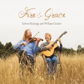 Album artwork for FIRE AND GRACE / Edwin Huizinga