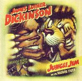 Album artwork for JUNGLE JAM AND THE VOODOO TIGER