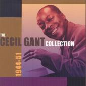 Album artwork for The Cecil Gant Collection 1944-51