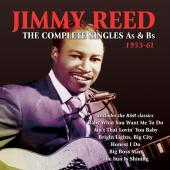 Album artwork for Jimmy Reed: Complete Singles As & Bs (1953-61)