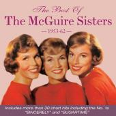 Album artwork for The Best of The McGuire Sisters 1953-62