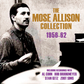 Album artwork for the Mose Allison Collection 1956-62