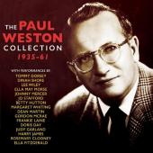 Album artwork for The Paul Weston Collection 1935-61