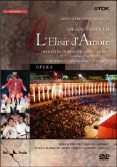 Album artwork for Donizetti: L'Elisir d'Amore