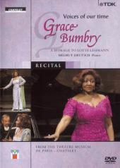 Album artwork for VOICES OF OUR TIME - GRACE BUMBRY